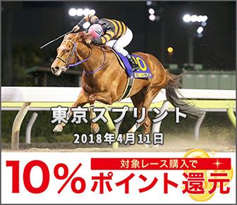 2018東京スプリントバナー